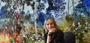 Anita West Art | About
