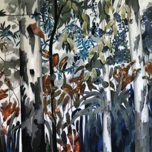 Bush Painting of Bush Banksia For Sale Online